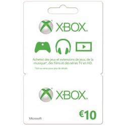 Xbox Live 10€ EU