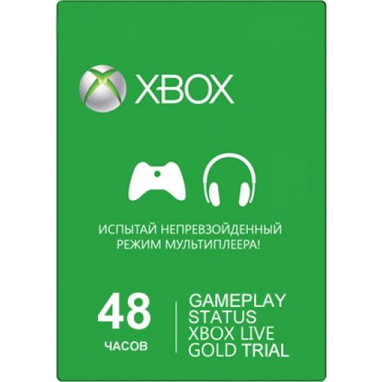 Xbox Live 48 hours